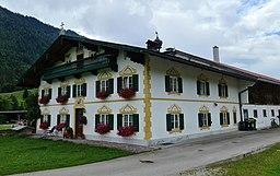 Luitpolder in Jachenau