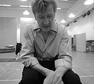 Jens Albinus Danish actor and director