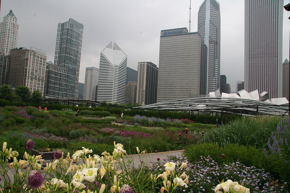 Lurie Garden - Wikipedia