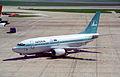 Luxair Boeing 737-500; LX-LGP@LHR;13.04.1996 (4844488623).jpg