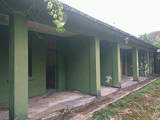 Lei Yue Mun Park and Holiday Village - Image: Lyemun Barracks Block 01C