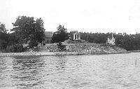 1924, fra vandet