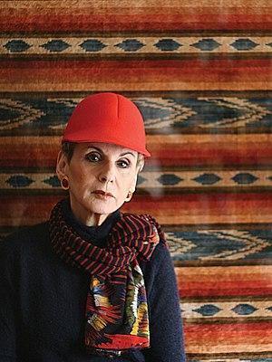 Lynn Gilbert - Lynn Gilbert, Self-Portrait 2010