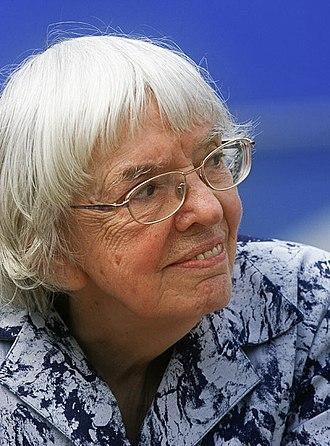 Lyudmila Alexeyeva - Alexeyeva in 2005