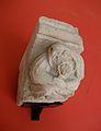 Mènsula amb monjo orant, Museu de Belles Arts de València.JPG