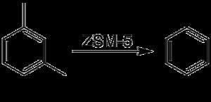 ZSM-5 - Image: M Xylene to p Xylene
