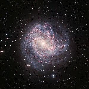 Messier 83 - Image: M83 Southern Pinwheel