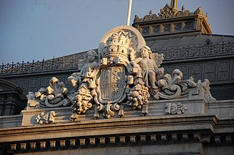 Coat of arms of the Second Spanish Republic - Image: MADRID (27 3 10) 129