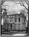 MAIN ELEVATION - William Talbert House, 215 North Mill Street, Lexington, Fayette County, KY HABS KY,34-LEX,12-2.tif
