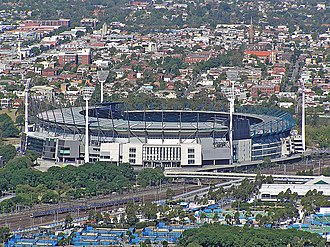 2015 Cricket World Cup - Image: MCG (Melbourne Cricket Ground)