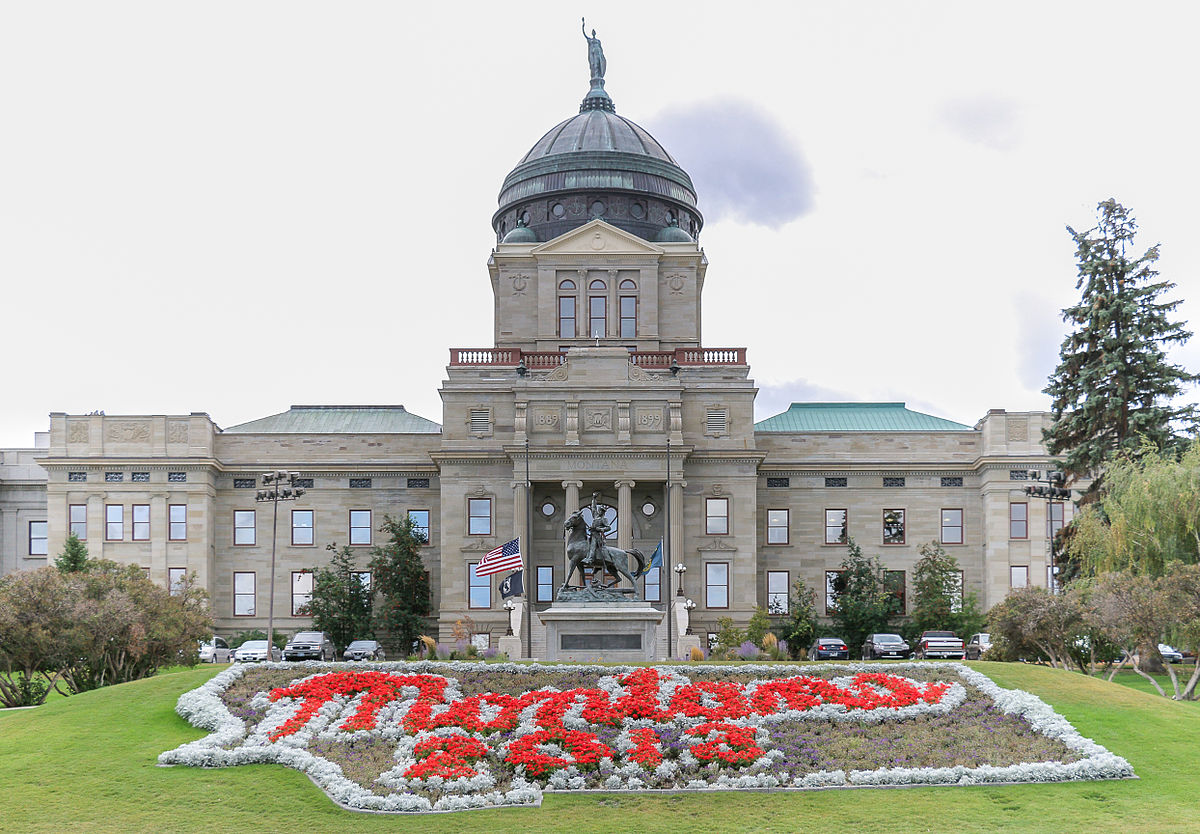 Montana state capitol wikipedia for Cost of building a house in montana