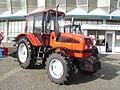 MTZ-952.3 Belarus Tractor at IndAgra Farm Romexpo 2010.JPG