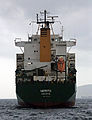 MV Merito Container Ship off Rosia Bay, Bay of Gibraltar.jpg