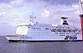 MV Olau Britannia seen from PS Waverley.jpg