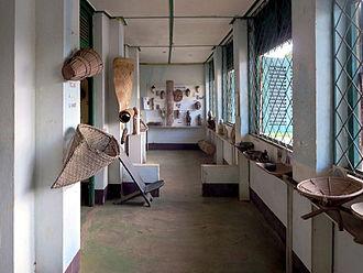 Diosso - Ma-Loango Regional Museum Exhibits