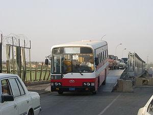 Mabey Logistic Support Bridge - A Mabey Logistic Support Bridge, Tikrit, Iraq