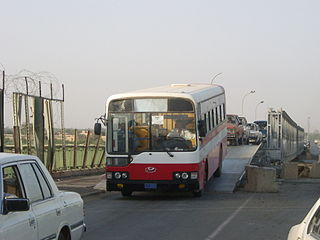 Mabey Logistic Support Bridge