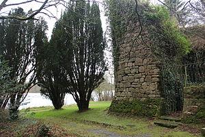 Muintir Eolais - Image: Mac Raghnaill Castle 1