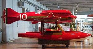 Macchi M.67 - A Macchi M.67 preserved in Italy at the Museo storico dell'Aeronautica Militare di Vigna di Valle.