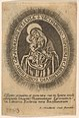 Maci Božaja Žyrovickaja. Маці Божая Жыровіцкая (T. Stralbicki, 1800-20).jpg