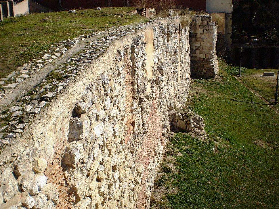 Madrid muralla musulmana