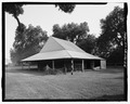 Magnolia Plantation, Blacksmith Shop, LA Route 119, Natchitoches, Natchitoches Parish, LA HABS LA,35-NATCH.V,2-D-5.tif