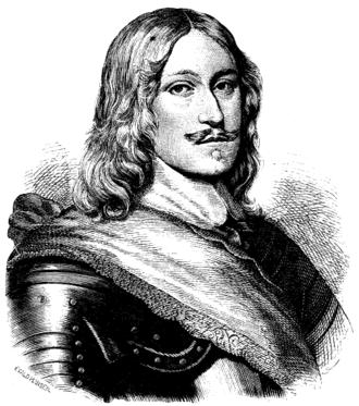 Lord High Steward of Sweden - Magnus Gabriel De la Gardie - Lord High Steward 1680-1684