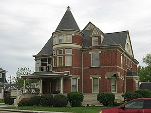 National Register of Historic Places listings in Daviess County, Indiana