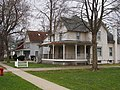 Main Street, Onsted, Michigan (Pop. 909) (14033254056).jpg