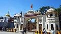 Main entrance gate, Samadhi of Ranjit Singh & Sikh Temple2 -Damn Cruze 2018.jpg