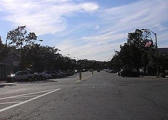 Denville Township, New Jersey - Broadway, Denville's main street