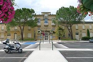 Saint-Marcel-lès-Valence - Town hall