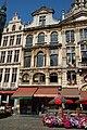 Maison de Victor Hugo en exil à Bruxelles.JPG