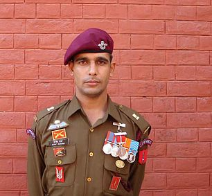 Mohit Sharma Soldier Wikipedia