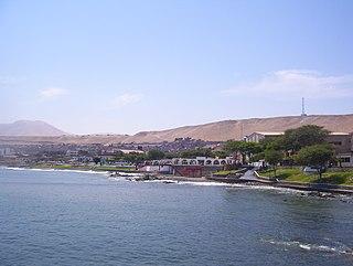 Ilo, Peru City in Moquegua, Peru