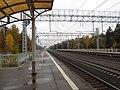 Malino railway platform in Moscow oblast 1.jpg