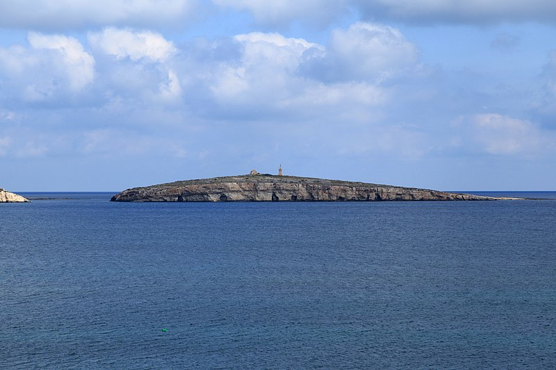 File:Malta - Mellieha - St. Paul's Islands (St. Paul's Bay Tower) 02 ies.jpg