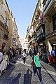 Malta - Valletta - Republic Street - At National Museum of Archaeology.jpg