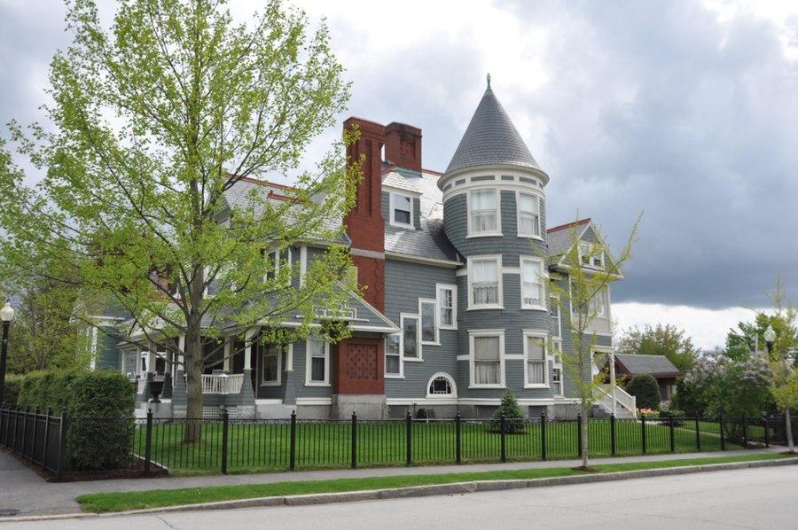 Roger Sullivan House