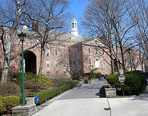 Fieldston, Bronx - Manhattan College
