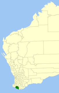 Shire of Manjimup Local government area in Western Australia
