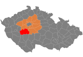 District de Příbram