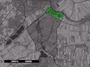 Zoeterwoude-Rijndijk - Image: Map NL Zoeterwoude Zoeterwoude Rijndijk