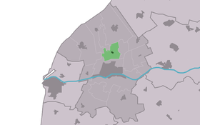 Location of Dongjum