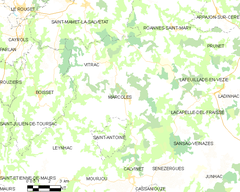 Map commune FR insee code 15117.png