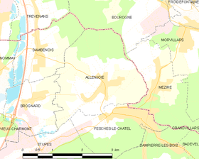 Map commune FR insee code 25011.png