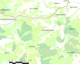 Map commune FR insee code 34233.png