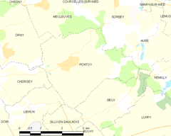 Map commune FR insee code 57548.png