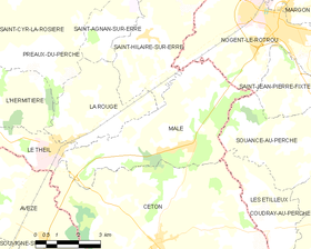Map commune FR insee code 61246.png
