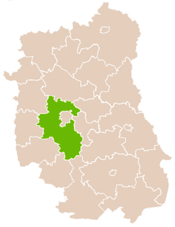 Lublin County County in Lublin, Poland